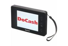 """Детектор DoCash Mikro IR,ИК детектор портативный, экран 3,5"""", черный"""