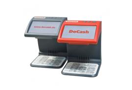 Детектор DoCash DVM mini (ИК просмотровый)