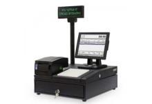 """POS-система ШТРИХ-Мастер v 4.х (процессор 1,5 Ггц, память 1 Гб) (ККМ ШТРИХ-Мини-ФР-К) (монитор 15\""""LCD)(Штрих-CD)"""